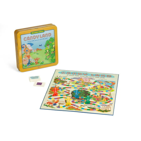 Candy Land Board Game Nostalgia Edition Game Tin