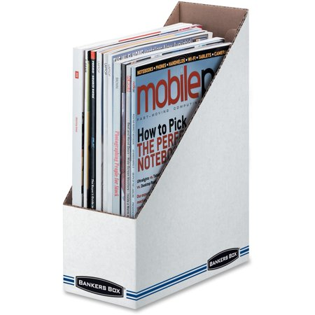 Magazine File Box (Fellowes Bankers Box Stor/File Magazine File )