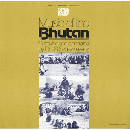 Music of Bhutan / Various
