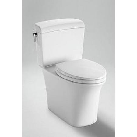 Toto  Maris Dual-Max, Dual Flush 1.28 and 0.9 GPF Toilet Tank, Cotton White (ST484M#01)