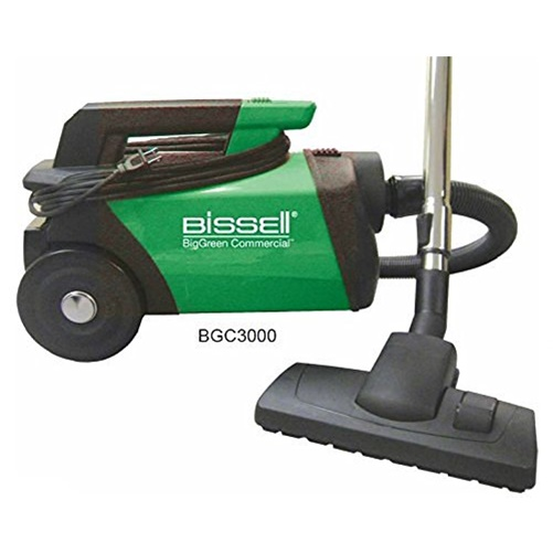 Bissell BGC3000 BigGreen Commercial BGC3000 Portable Canister Vacuum