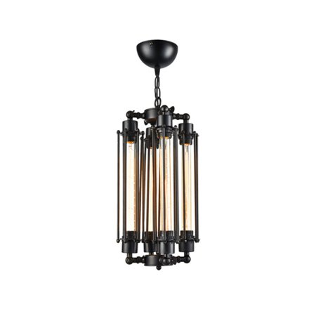 Flute Pendant Lighting (Retro Flute Vintage Ceiling Light Industrial Pendant Lamp for Kitchen Bar)