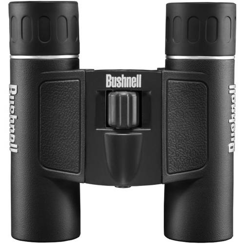 Bushnell Powerview 12x25mm Compact Folding Roof Prism Binocular by Bushnell