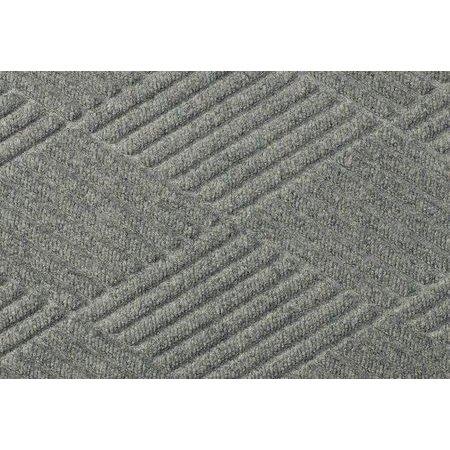 ANDERSEN 02210570034070 Waterhog Fashion(TM) Mat, Med Gray, 3x4 ft