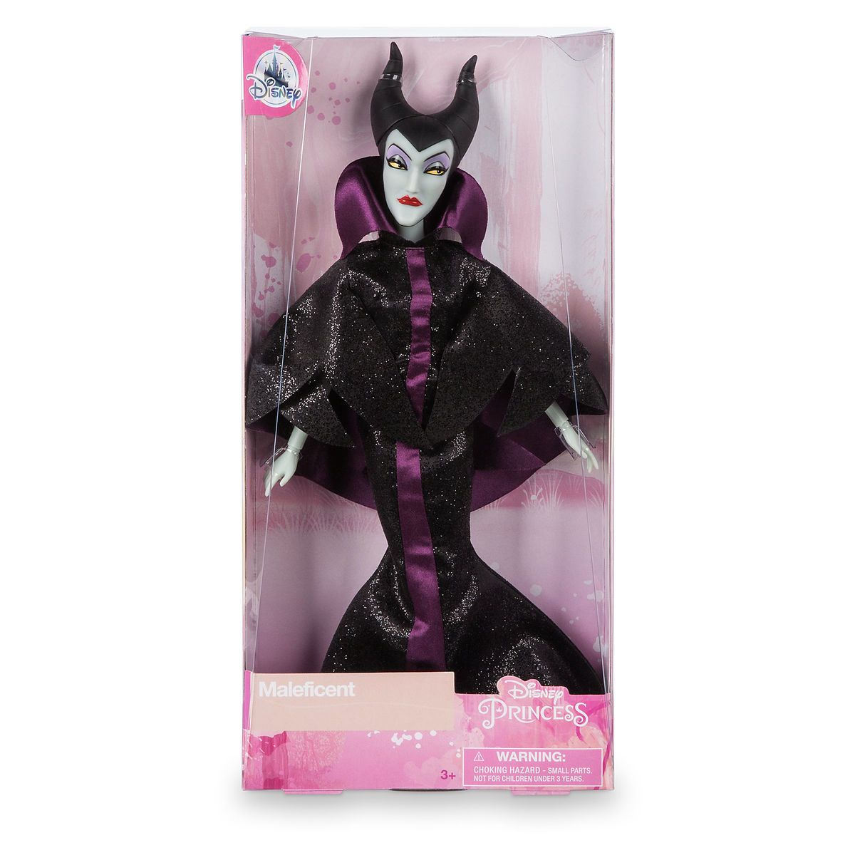 Disney 60th Sleeping Beauty Maleficent Classic Doll New with Box