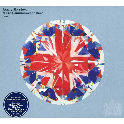 Gary Barlow & the Commonwealth Band - Sing [CD]