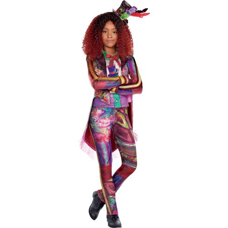 Halloween City Costumes For Girls (Party City Celia Halloween Costume for Girls, Descendants 3, Includes)