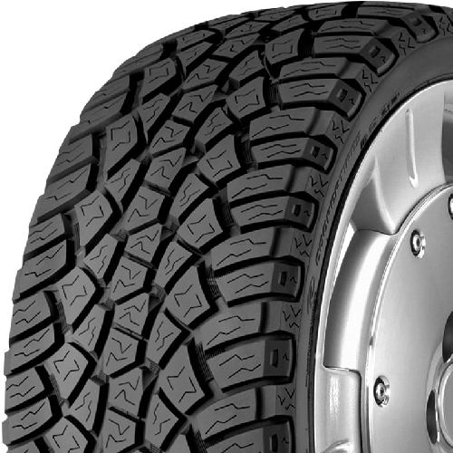 Cooper Zeon LTZ LT265/75R16 123R OWL All-Terrain tire ...