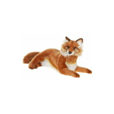 Hannah Toy Story (Hansa Lying Red Fox Plush Toy)