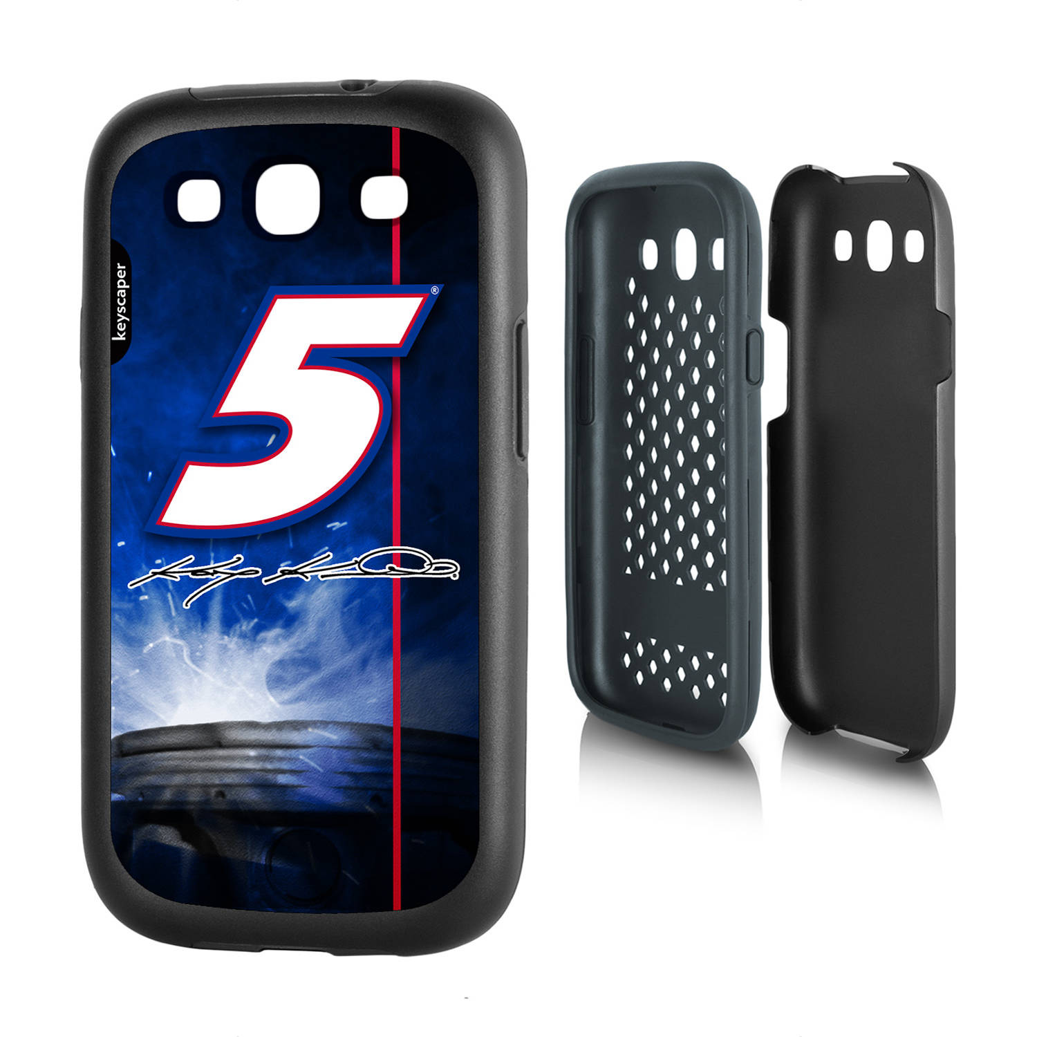 Kasey Kahne #5 Galaxy S3 Rugged Case