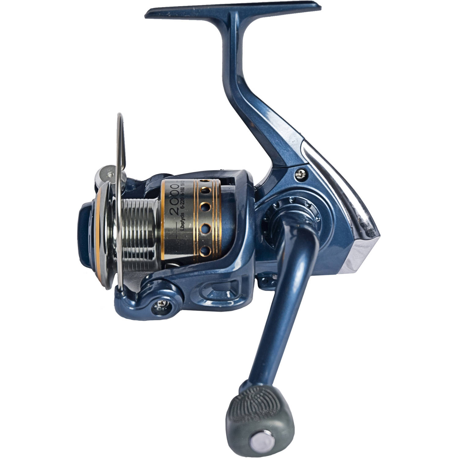 Outdoor angler spinning reel outdoor sports fishing for Best walmart fishing pole