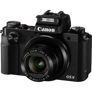 Canon 0510C001 20.2 Megapixel PowerShot G5X Digital Camera by Canon