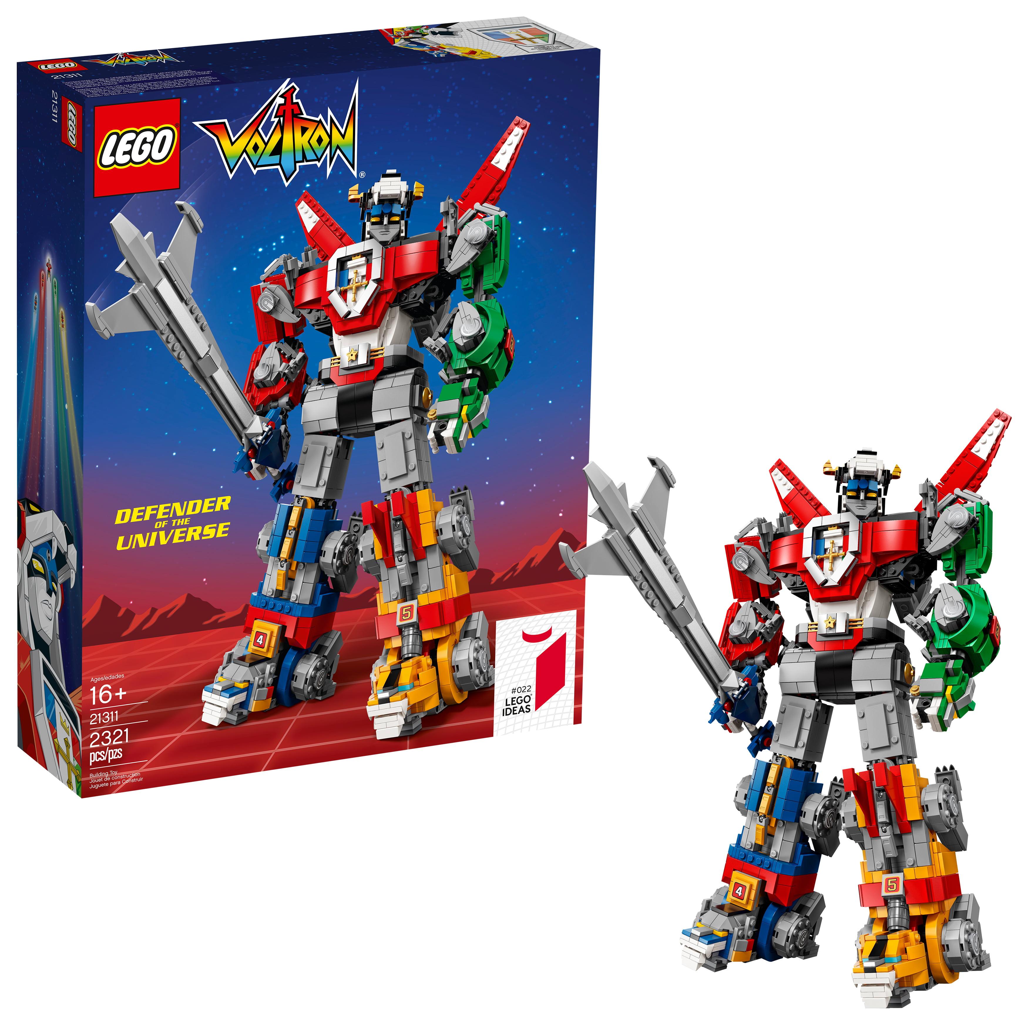Lego Ideas Voltron 21311 by LEGO System Inc