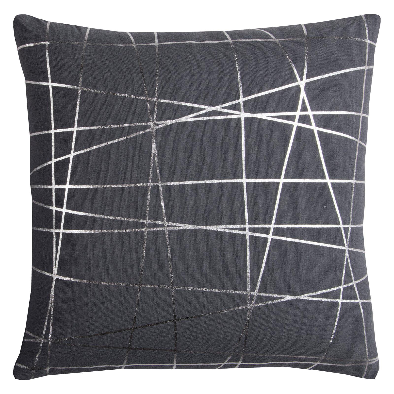 "Rizzy Home T11966 20"" x 20"" Rachael Kate Throw Pillow"