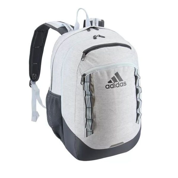 adidas Excel V Backpack Jersey White - Walmart.com