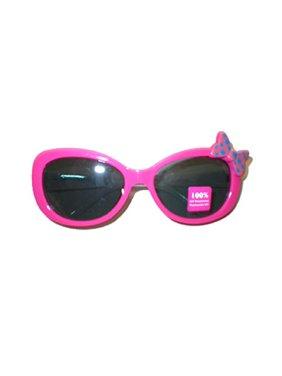 Minne Pink Bow sunglasses