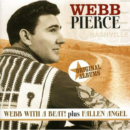 - Original Albums: Webb with a Beat! & Fallen Angel (CD)