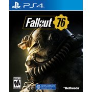 Fallout 76, Bethesda Softworks, Playstation 4