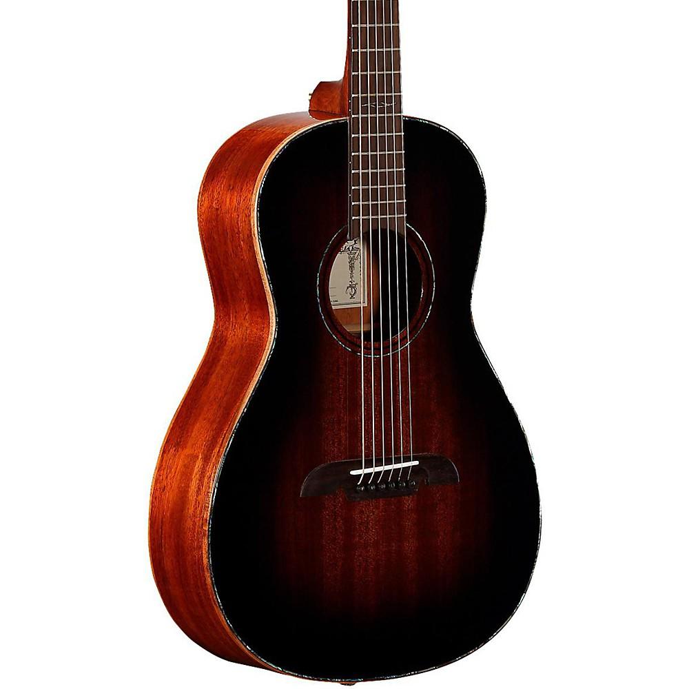 Alvarez MPA66 Masterworks Parlor Acoustic Guitar Shadow Burst by Alvarez