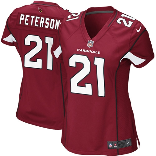 Patrick Peterson Arizona Cardinals Nike Girls Youth Game Jersey - Cardinal