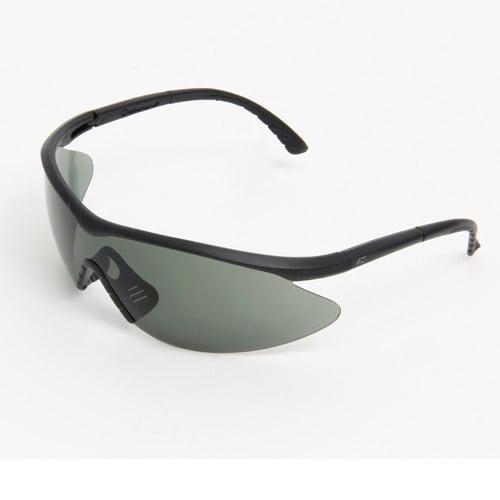 Edge Eyewear Fastlink Black Frame Glasses