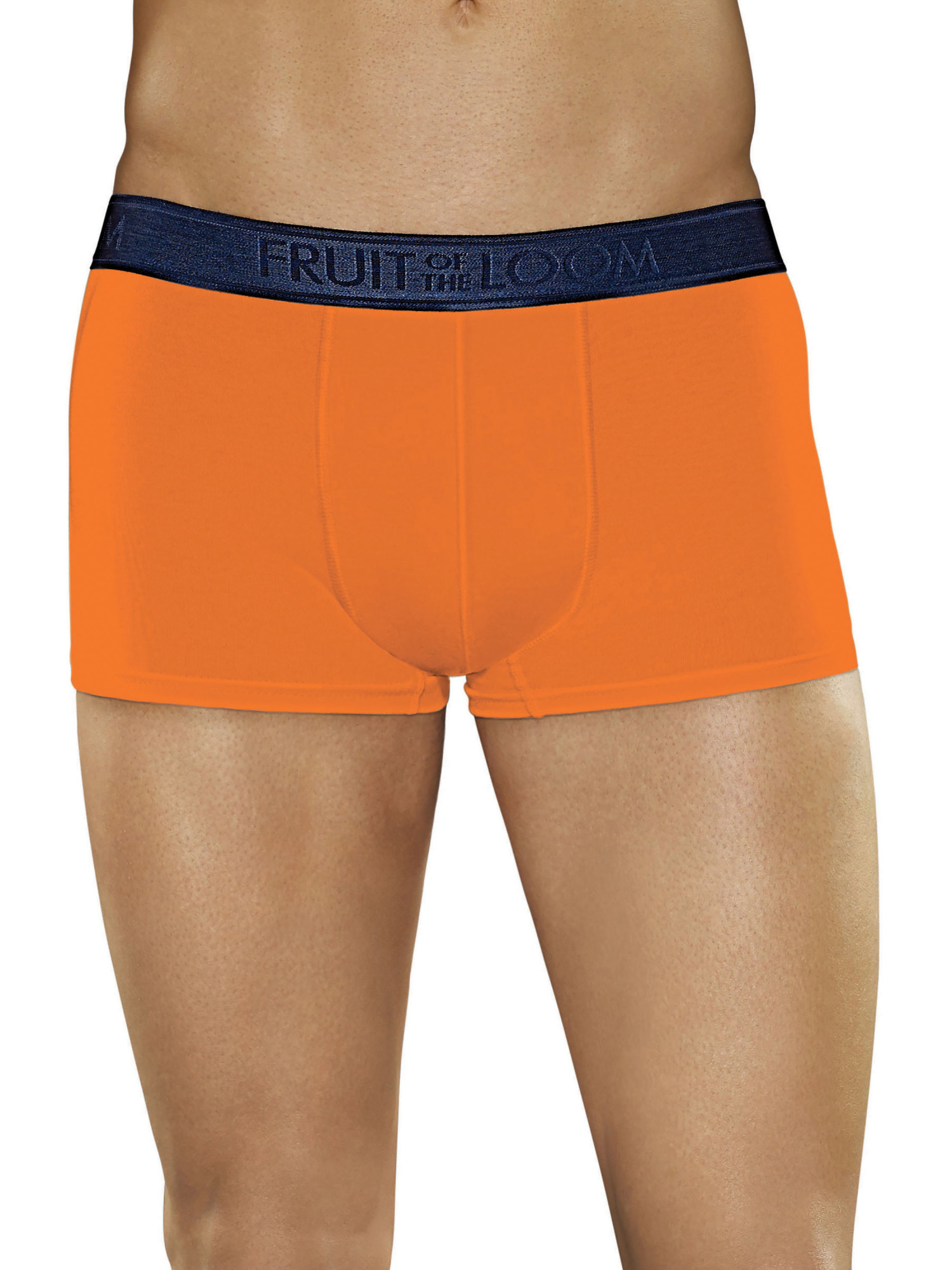 Men's Low Rise Cotton Stretch Trunk, 2 Pack
