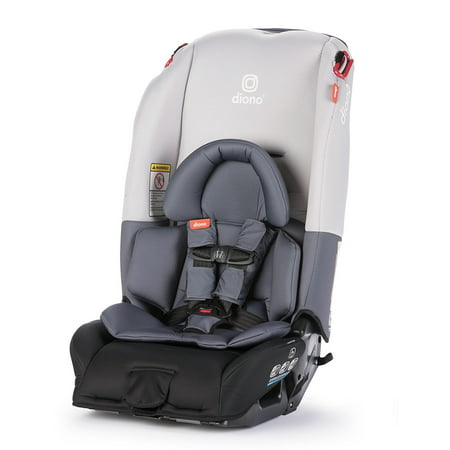 Diono Radian 3 RX 3-in-1 Convertible Car Seat - Light Gray