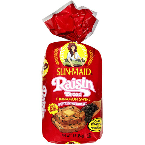 Schwebel?s Raisin Bread, 1 lb