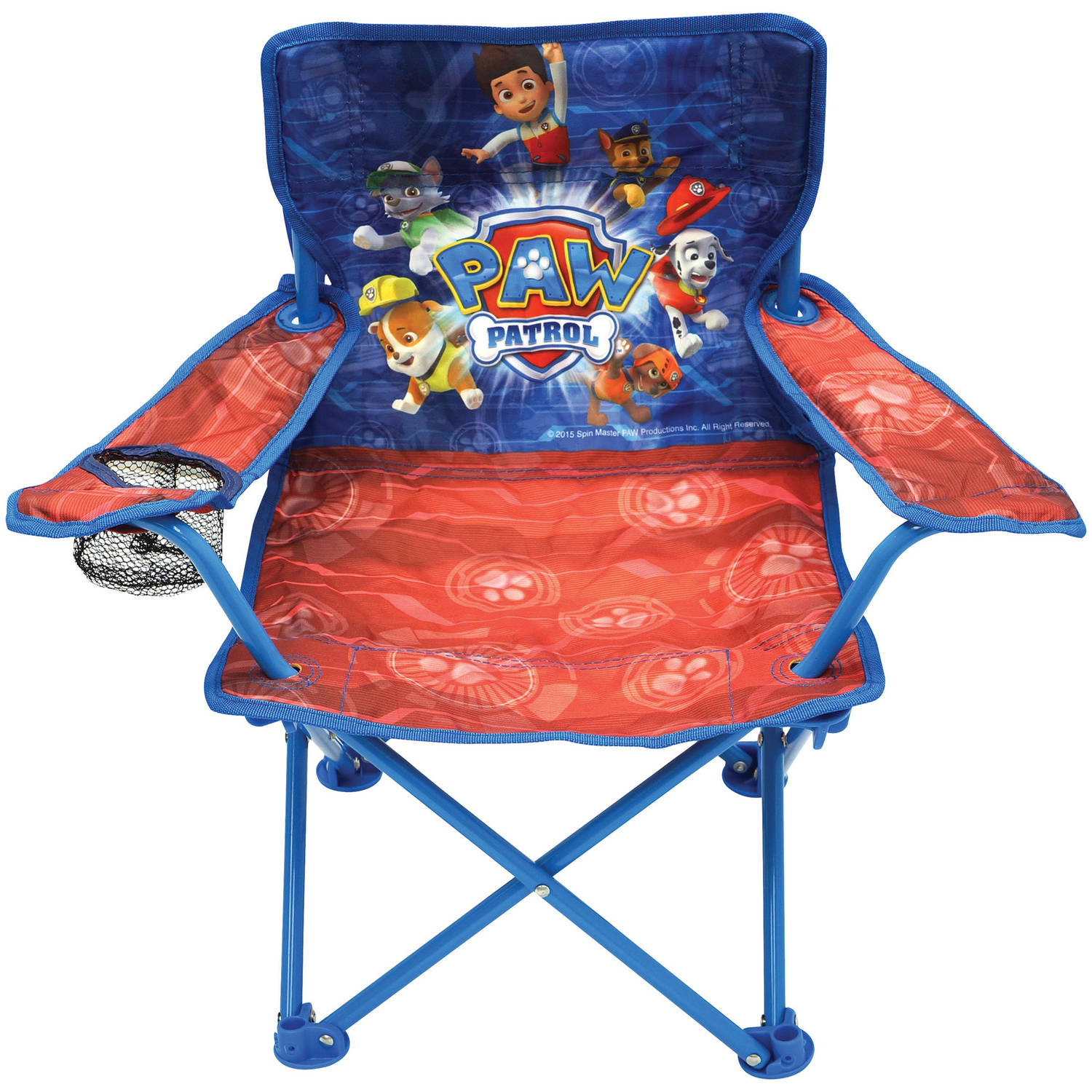 Outstanding Paw Patrol Fold N Go Chair Squirreltailoven Fun Painted Chair Ideas Images Squirreltailovenorg