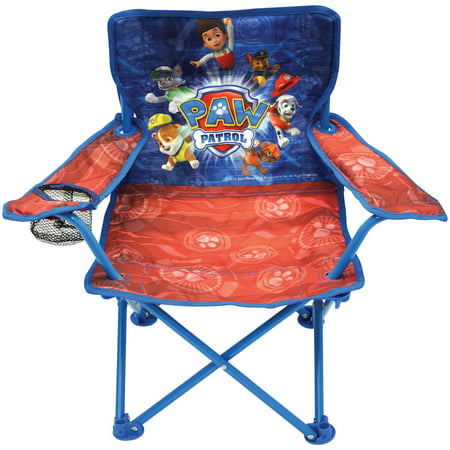 Stupendous Paw Patrol Fold N Go Chair Pabps2019 Chair Design Images Pabps2019Com