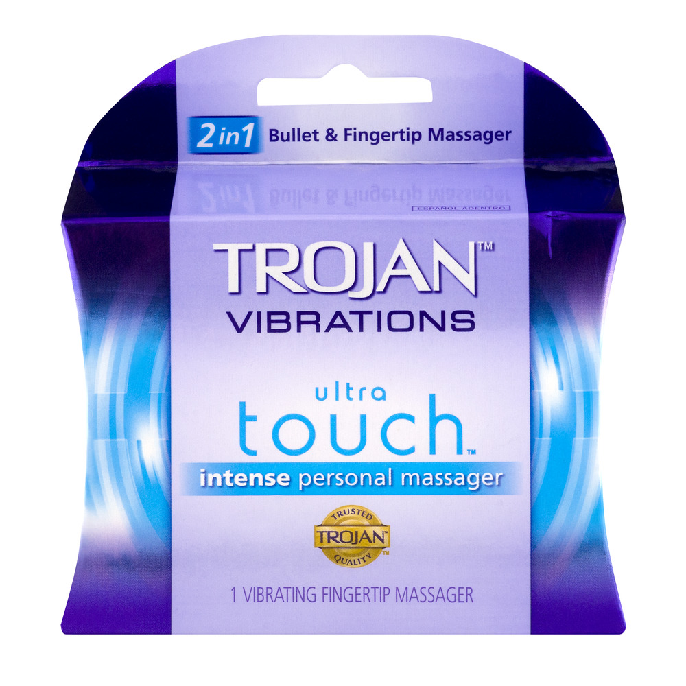 Trojan Intimate Massagers