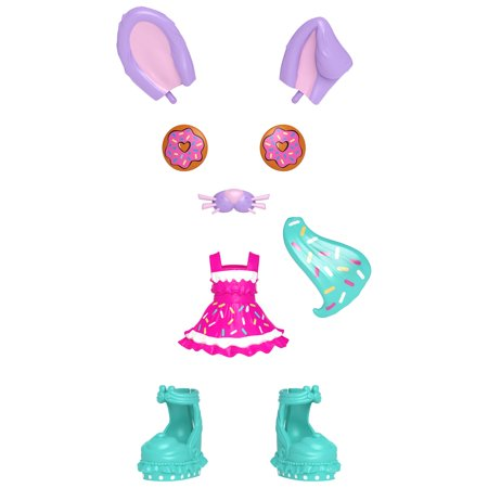 Lotta Looks Cookie Swirl Donut Bunny Mood Pack