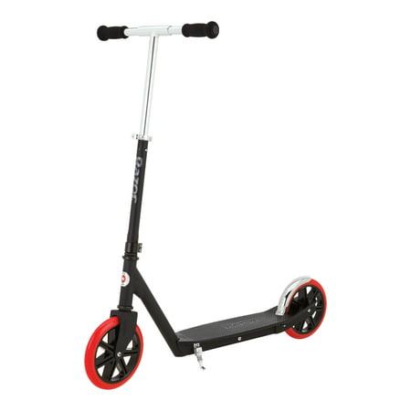 Razor Carbon Lux Kick Scooter, Black ()