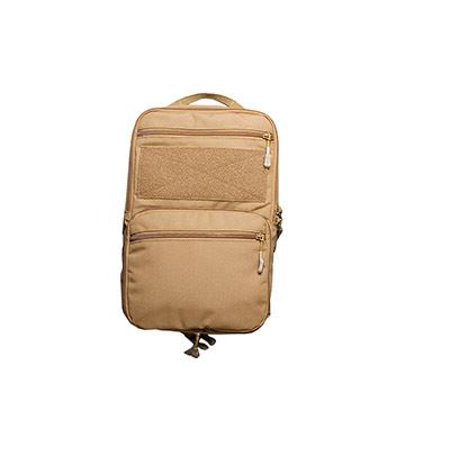 Haley Strategic Partners Flatpack  Backpack  8  X12    Coyote Finish  500D Cordura Mil Spec Nylon Material  Includes Lower