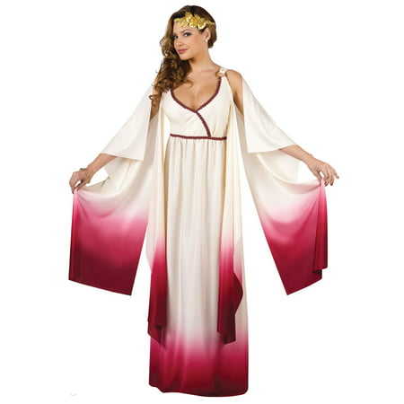 Hera Greek Goddess Costume (Venus Goddess of Love Adult)