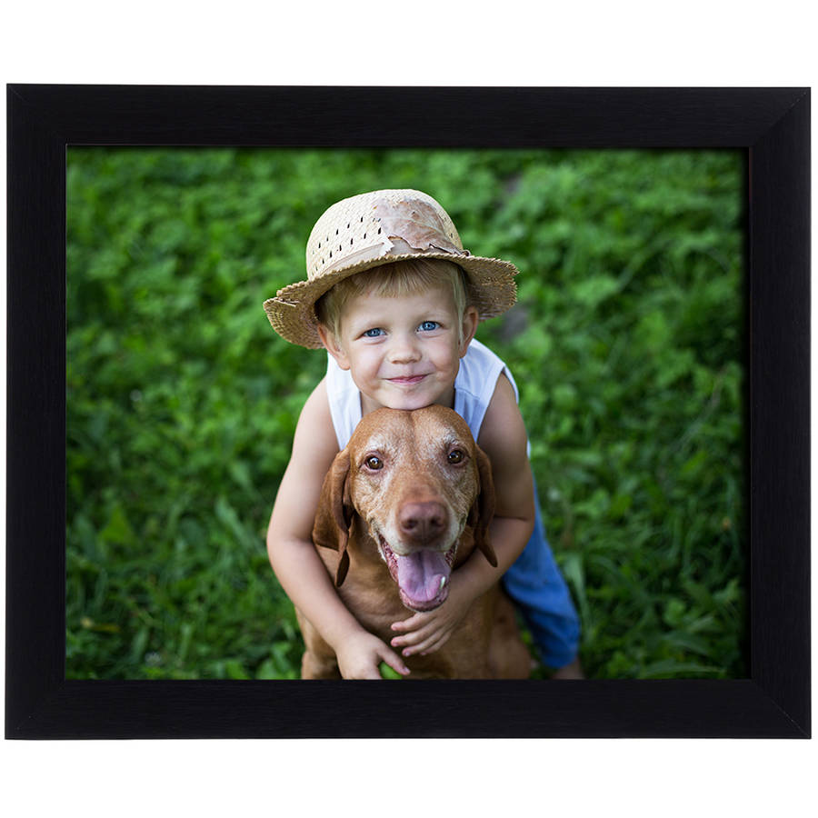 11x14 Photo Print in 11x14 Frame