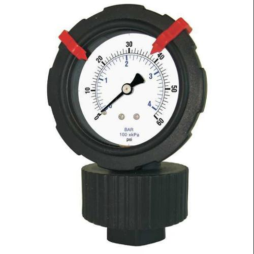 PIC GAUGES 701DDS-252D Molded Gauge and Seal Assembly, Seal