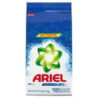 Ariel Laundry Detergent Powder, Original, 70 oz 44 loads
