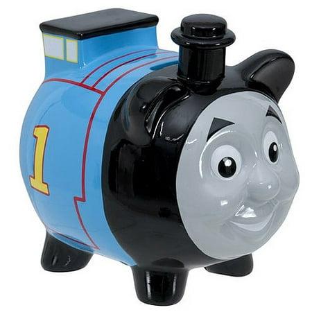 Thomas and friends thomas ceramic piggy bank - Train piggy banks ...