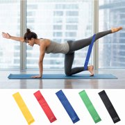 Belt Set Strength Training Resistance Belt Yoga Training Belt, Set Of 5