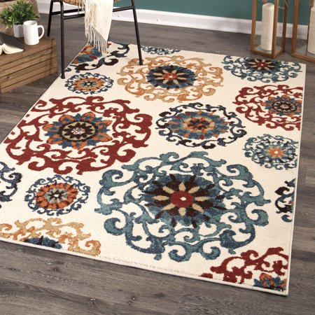 Better Homes and Gardens Suzani Area Rug or Runner ()
