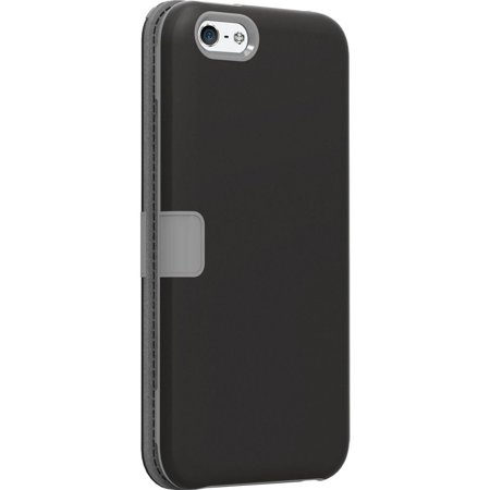 size 40 cd959 29302 PureGear Folio with Kick Stand Protective Cell Phone Case - iPhone 5C