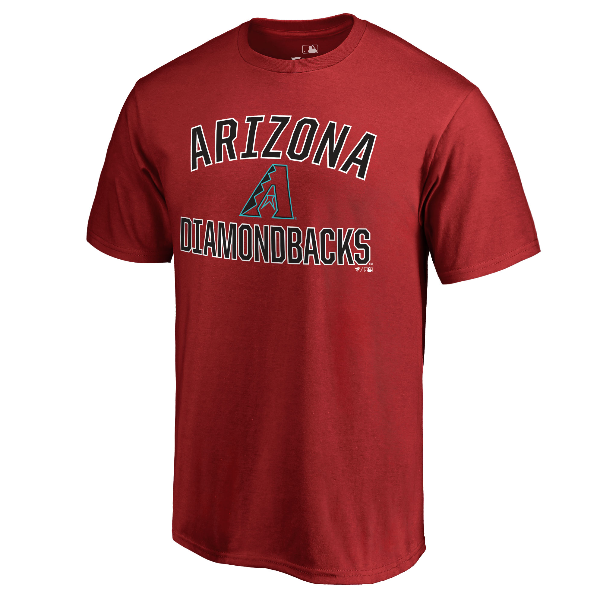 Arizona Diamondbacks Victory Arch T-Shirt - Red