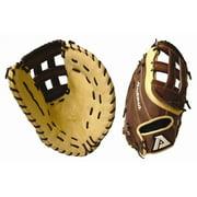"""Akadema 13"""" Torino Series H-Web Baseball Glove, Left Hand Throw"""