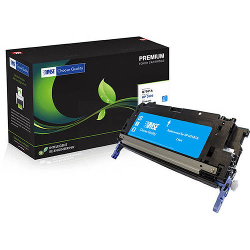 MSE Remanufactured Cyan Toner Cartridge (Alternative for ...
