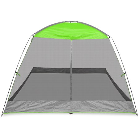 Caravan canopy sports 10 39 x 10 39 screen house shelter lime for 10 x 10 sq ft