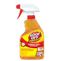 Goof off Adhesive Gunk Remover  12 oz. Trigger Spray Bottle