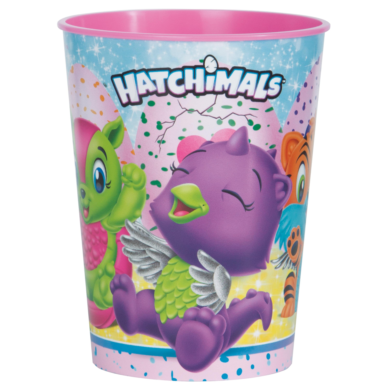 16oz Shopkins Plastic Cups 12ct