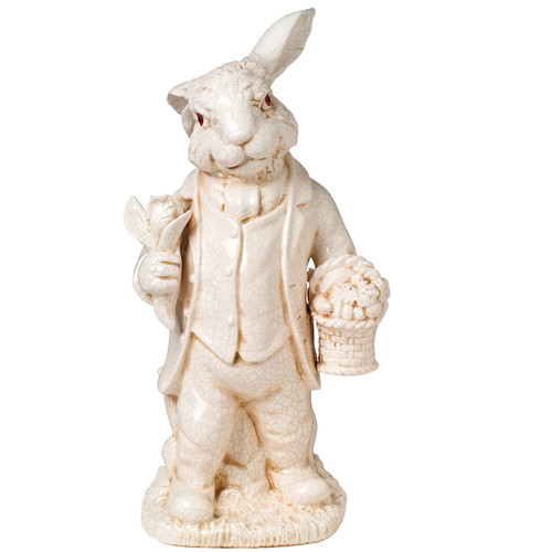 Kaldun & Bogle Provence Antique Rabbit Figurine