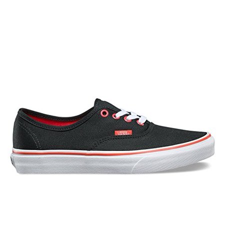 c6838e60ec Vans - Vans Authentic Pirate Black True White Canvas Shoe - Walmart.com